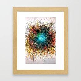 Portal Infinitum Framed Art Print
