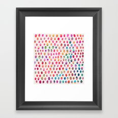 fava 3  Framed Art Print