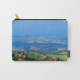 Hills of Tuscany Carry-All Pouch