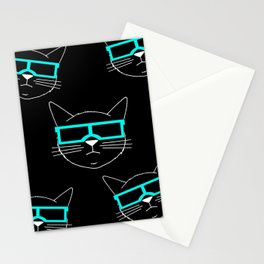 Cool Cat 1 Stationery Cards