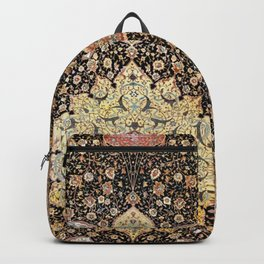 Ardabil Persian Safavid Carpet Backpack