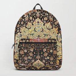 Ardabil Persian Safavid Carpet Print Backpack