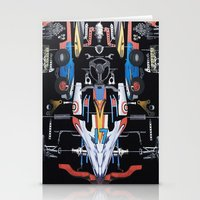 givenchy Stationery Cards featuring Givenchy Black Racing Car by V.F.Store