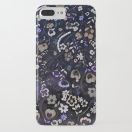 Floral Embroidery  iPhone Case