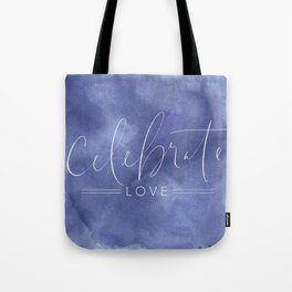 Celebrate Love Tote Bag