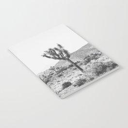 Joshua Tree Monochrome, No. 1 Notebook