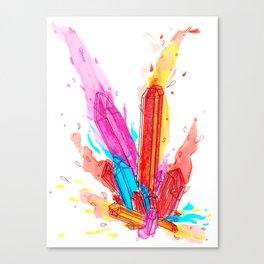 Dynamede Canvas Print