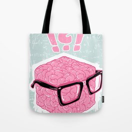 Brainbox Tote Bag