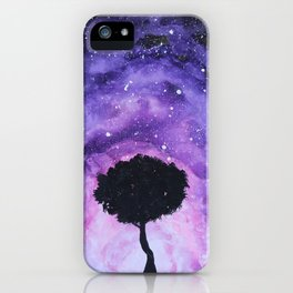First Tree iPhone Case