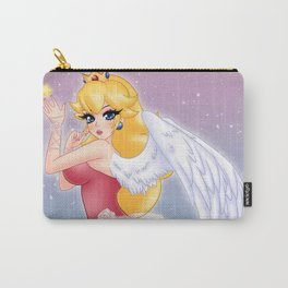Angelic Peach Carry-All Pouch