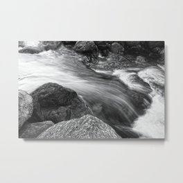 The River Flows #1      Metal Print