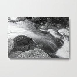 The River Flows #1      Metal Print