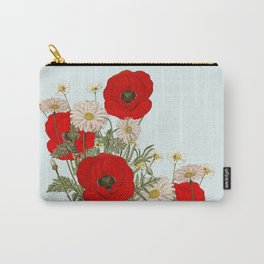 A country garden - Variation II Carry-All Pouch
