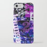 typo iPhone & iPod Cases featuring Lounge Typo by LebensART
