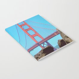 Golden Gate Bridge Notebook
