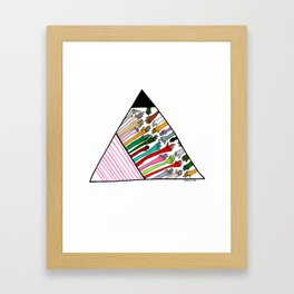 Powerful Together  Framed Art Print