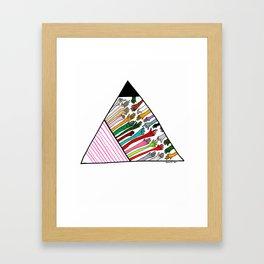 Powerful Together  Framed Art Print