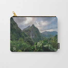 Old Pali Highway  Carry-All Pouch