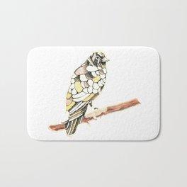 Canary in a Cathouse Bath Mat