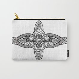 Lans' Cross - Contemporary Gothic Carry-All Pouch