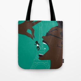 A VIEW TO A KILL Tote Bag