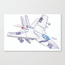 F-14 Canvas Print