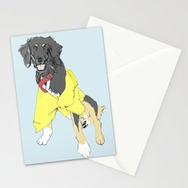 Luck Dragon Stationery Cards