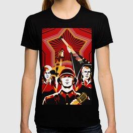 Art print: Propaganda Musik T-shirt