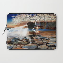 Stevie Nicks - Blue Water Laptop Sleeve