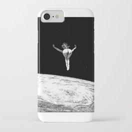 asc 579 - Le vertige (Gaze into the abyss) iPhone Case