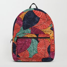 Let the Leaves Fall #05 Backpack