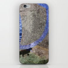 time makes u lonely iPhone & iPod Skin