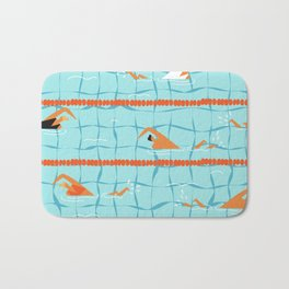 Swimming pool Bath Mat