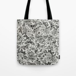 Botanical Pattern II Tote Bag