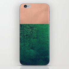 NEW EMOTIONS - LUSH MEADOW iPhone & iPod Skin