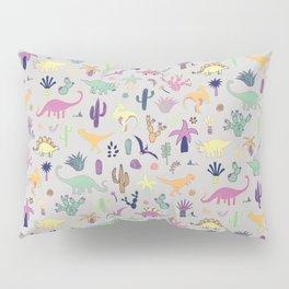 Dinosaur Desert Pillow Sham