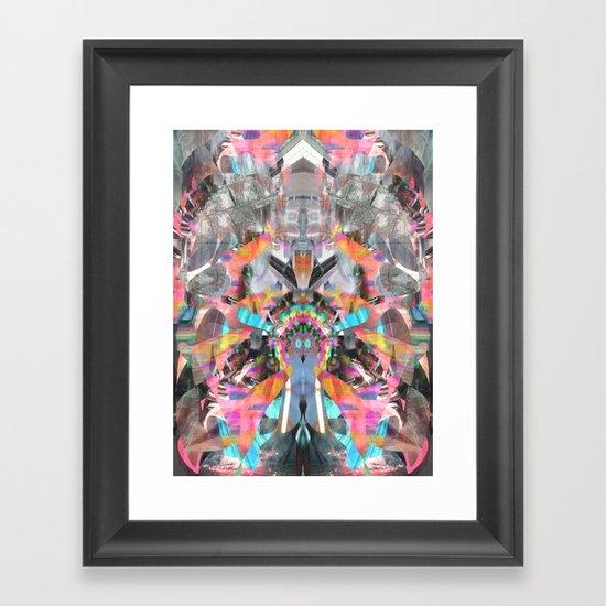 The Time Machine Framed Art Print