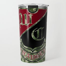 CammoHill Travel Mug