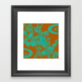 Bubble Delight Framed Art Print