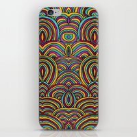 moroccan iPhone & iPod Skins featuring Moroccan Style by Pom Graphic Design