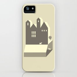 Small houses iPhone Case