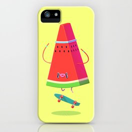 Lords of Foodtown iPhone Case