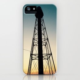 Lighthouse in Marblehead iPhone Case