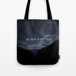 Truth. Tote Bag