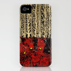 HELL WOLVES Slim Case iPhone (4, 4s)