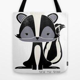 Sadie the Skunk Tote Bag