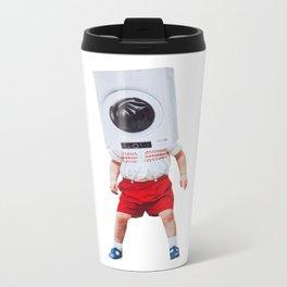 machine boy Metal Travel Mug