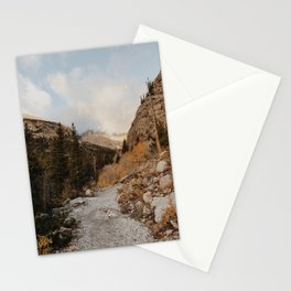 The Trail In Stationery Cards