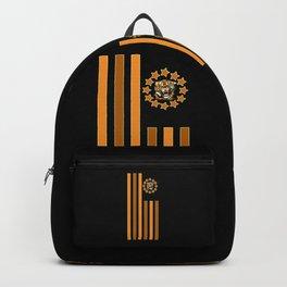 Tiger - Flag Backpack