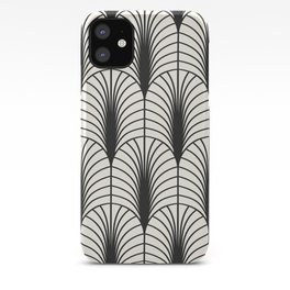 Arches in Black and White iPhone Case